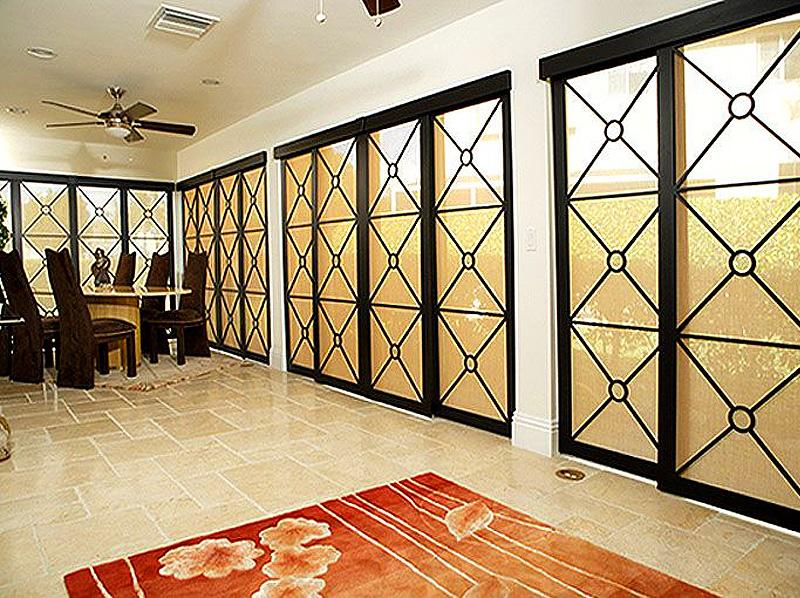 Custom Sliding Closet Doors, Room Dividers And Shoji Screens, Many ...